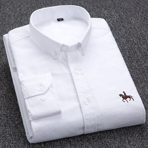 Jockey Oxford Dress Shirt