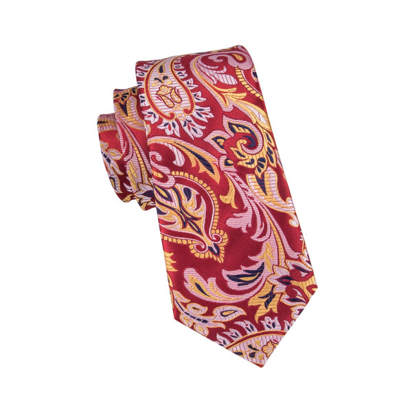 Lava Flow Neck Tie Set