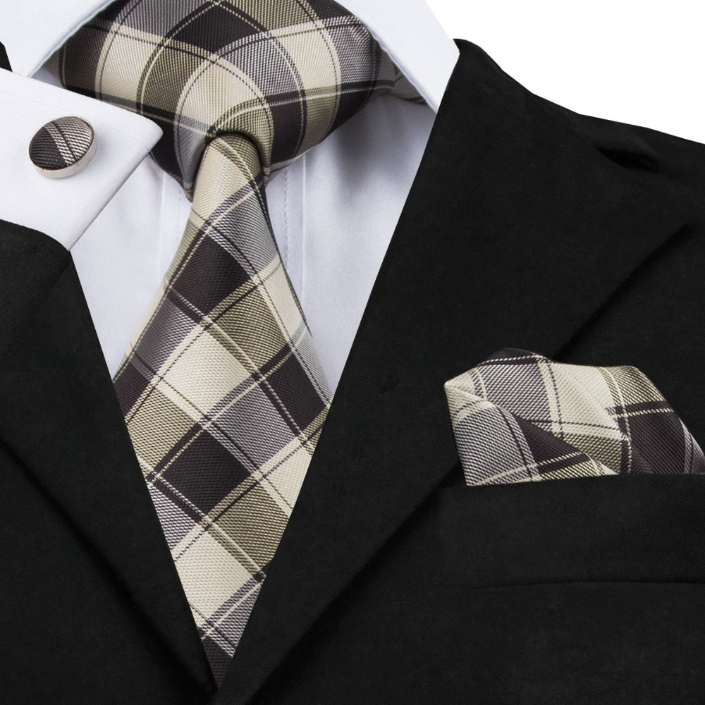 Bourbon Street Neck Tie Set