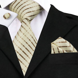 Sahara Sunset Neck Tie Set