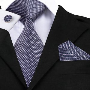 Estate Blue Neck Tie Set