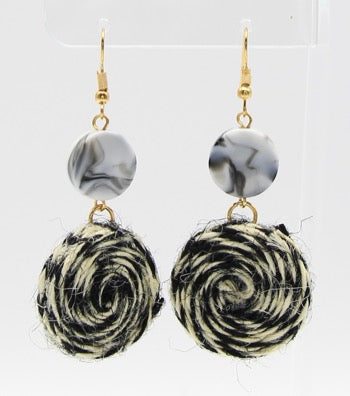 Hypnosis Drop Earrings