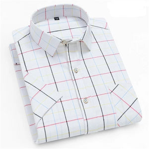 Summers End Short Sleeve Casual Shirt