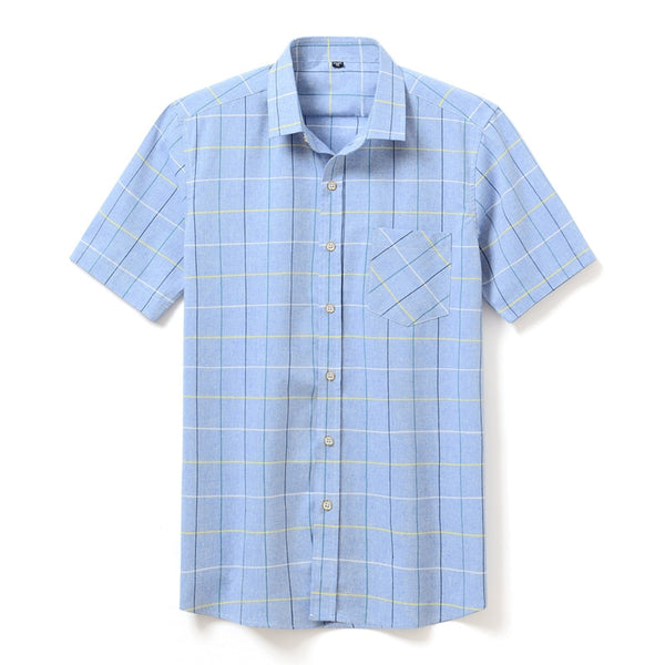Beach Time Short Sleeve Casual Shirt