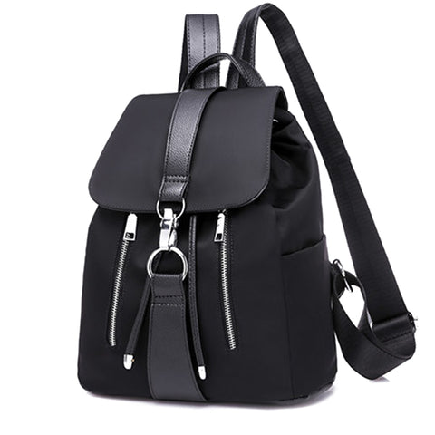 Black Lock Backpack
