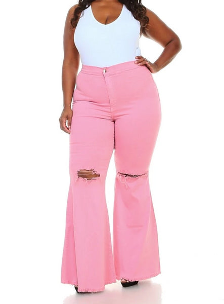 Blush Plus By You Jeans