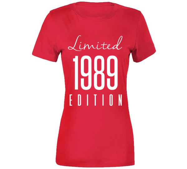 Limited Edition 1989 T-Shirt