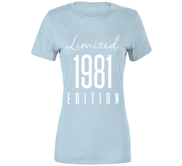 Limited Edition 1981 T-Shirt
