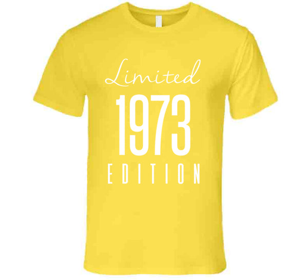 Limited Edition 1973 T-Shirt