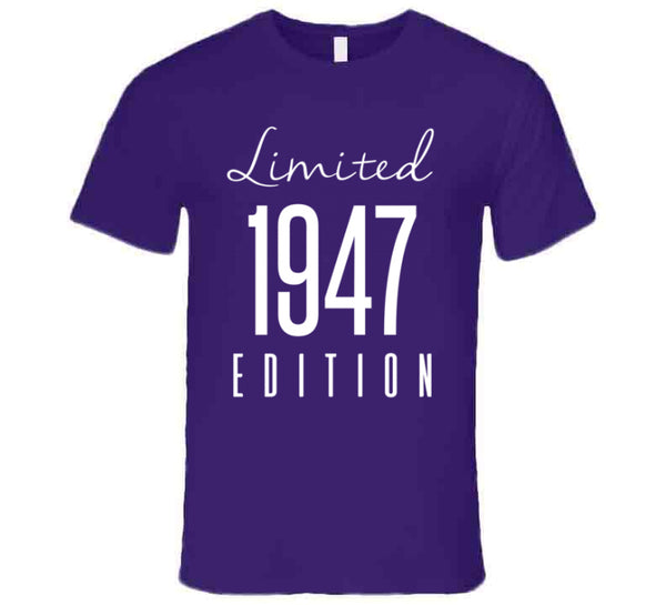 Limited Edition 1947 T-Shirt