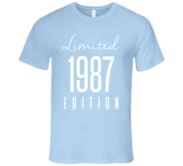 Limited Edition 1987 T Shirt