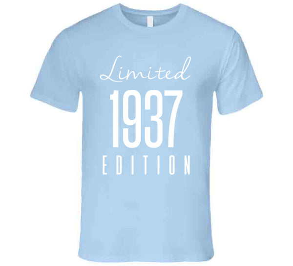 Limited Edition 1937 T-Shirt