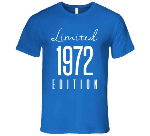 Limited Edition 1972 T-Shirt