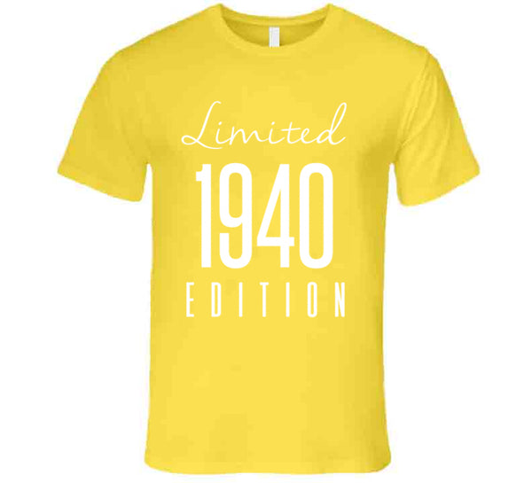 Limited Edition 1940 T-Shirt