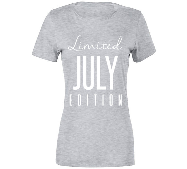 Limited Edition July T-Shirt