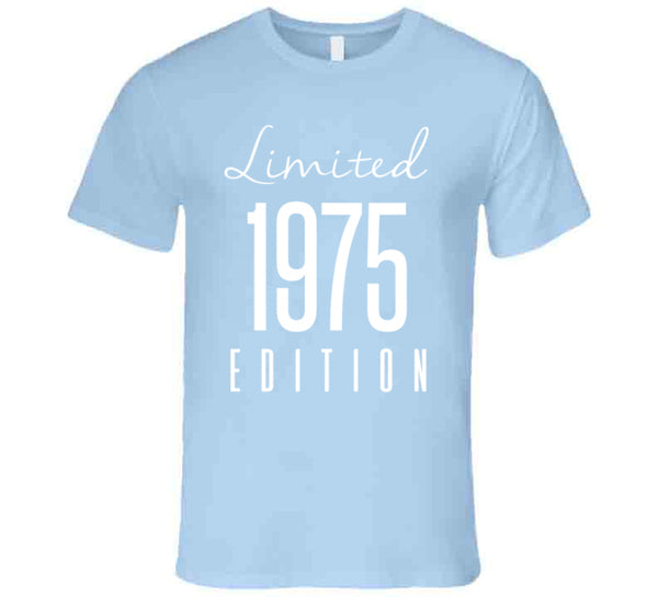 Limited Edition 1975 T-Shirt