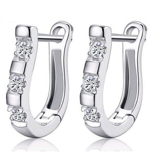 Stud Hoop Earrings