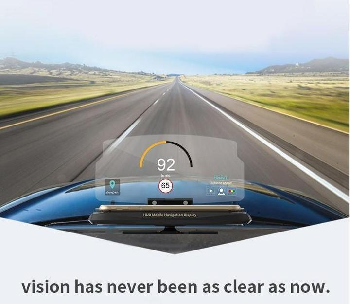 What Is A Universal Heads Up Display (HUD)