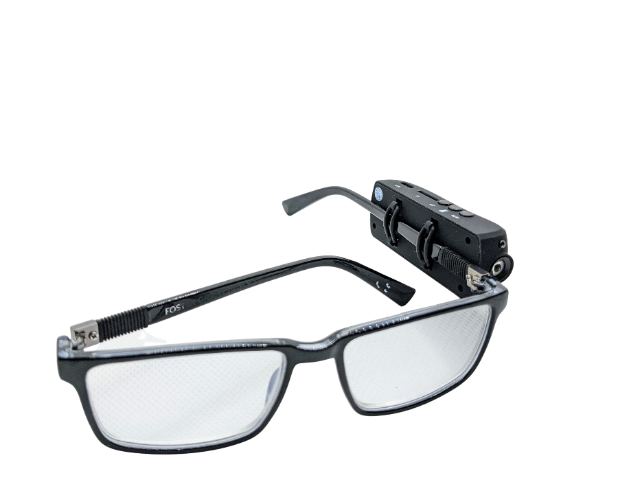 ClipCam Clip On Glasses Camera