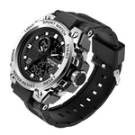 Men's Tactical Military Watch With LED Display