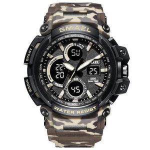 Military Sports Watch  Digital Watch G-1708B