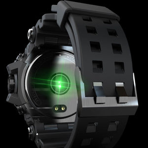 ATTACK Military Smartwatch Heart Rate Sensor