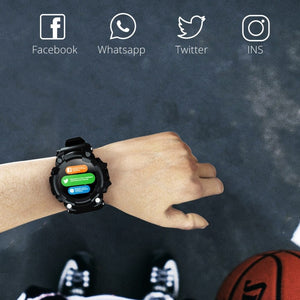 Attack Waterproof Smartwatch Fitness Tracker