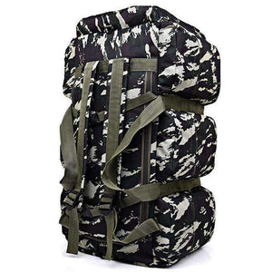 Military Backpack  2 In 1 Combo Duffel Bag, oversized backpack duffel bag backpack waterproof military backpack - Dgitrends Watches Gadgets & Accessories