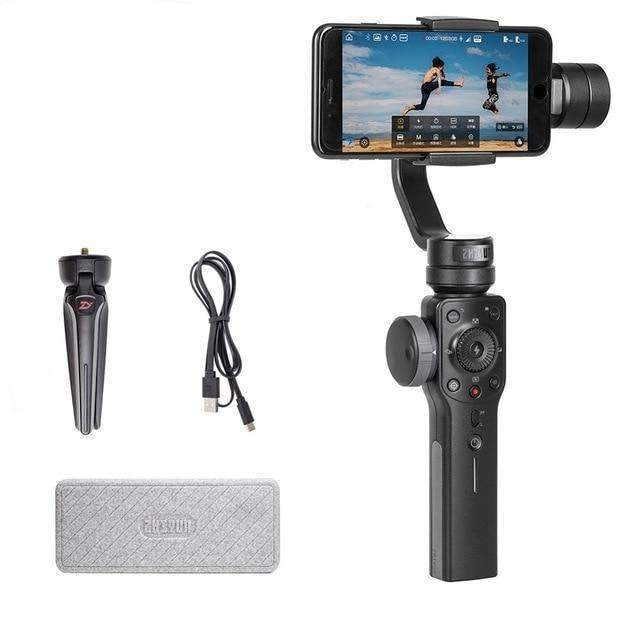 New Smooth 4 Video Phone Stabilizer, Cell Phone Gimbal - Dgitrends