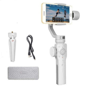 New Smooth 4 Video Phone Stabilizer, Cell Phone Gimbal - Dgitrends Watches Gadgets & Accessories