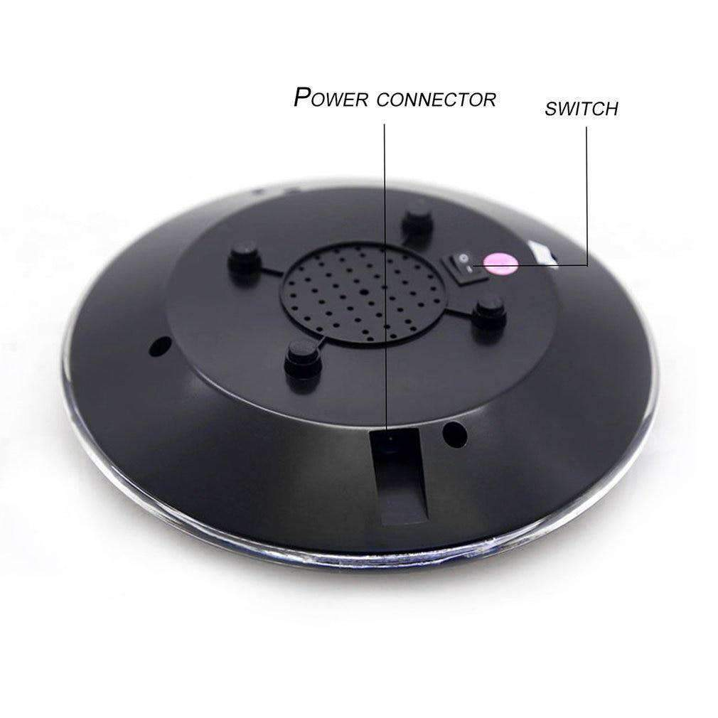 Levitating Speaker & UFO Base, Levitating Speaker With Light Display - Dgitrends