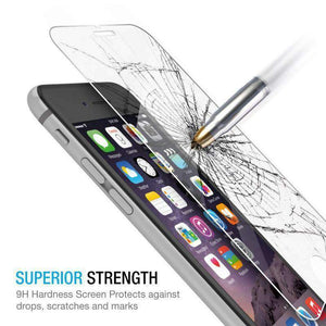 Tempered Glass iPhone Screen Protector - Dgitrends