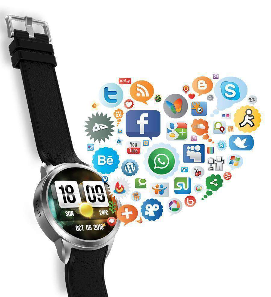 X200 Quad Core 8GB Smart Watch, Smart Band - Dgitrends