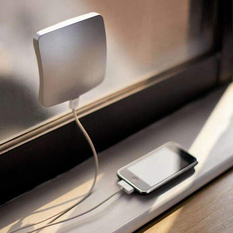 Window Mounted Power Bank, Solar Power Bank > Window Power Bank > Solar Power To USB Power Bank - Dgitrends