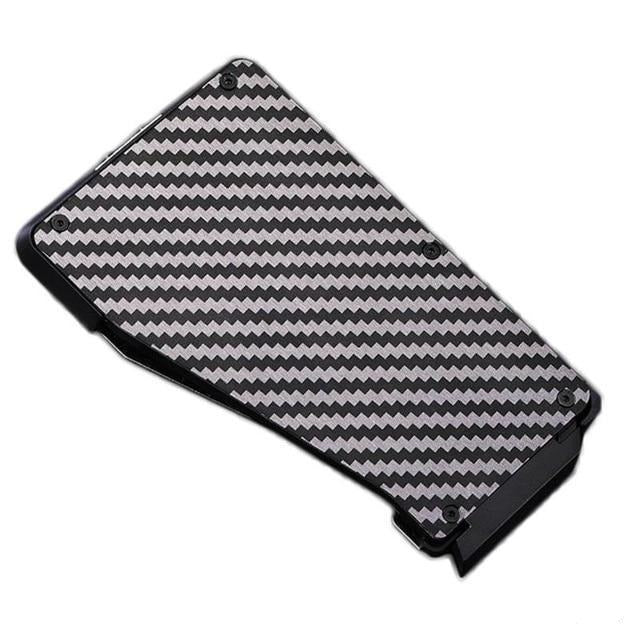 Carbon Fiber Money Clip Wallet With Thumb Cutout, Carbon Fiber Money Clip Wallet With Thumb Cutout - Dgitrends