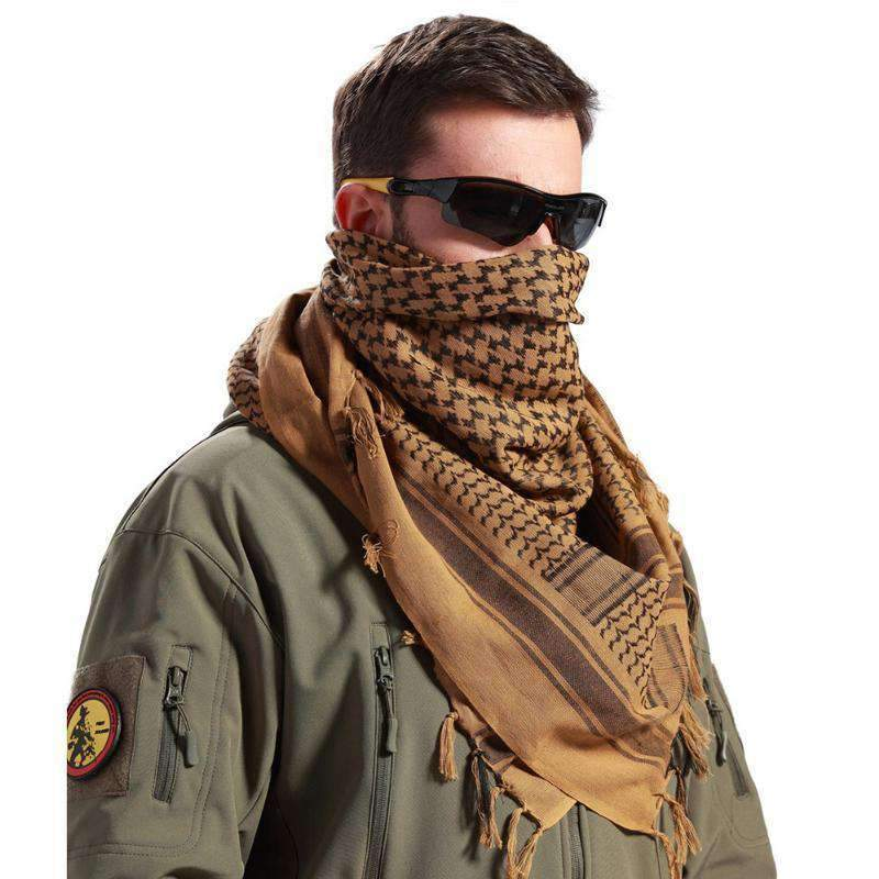 Tactical Scarf AKA Desert Wrap, Accessories - Dgitrends