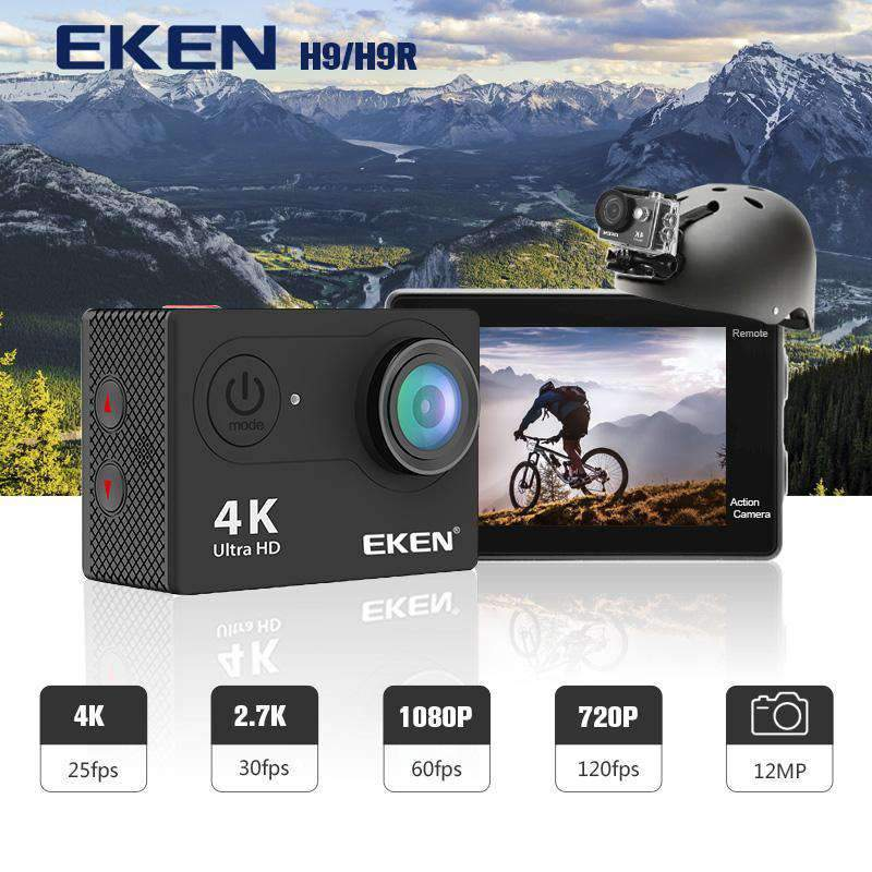 4K  Action Camera, Action Camera - Dgitrends
