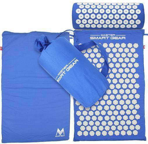 Acupressure Yoga Mat and Pillow, Acupressure Yoga Mat > Pressure Point Mat > Acupoint Mat - Dgitrends Watches Gadgets & Accessories