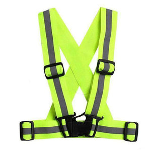 High Visibility Safety Vest, Adjustable Safety Vest > High Visibility Vest > Reflective Safety Vest - Dgitrends Watches Gadgets & Accessories