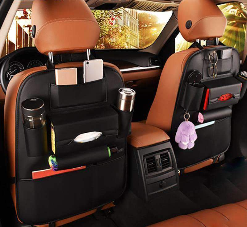 Back Seat Caddy Car Organizer, Auto Accessory - Dgitrends