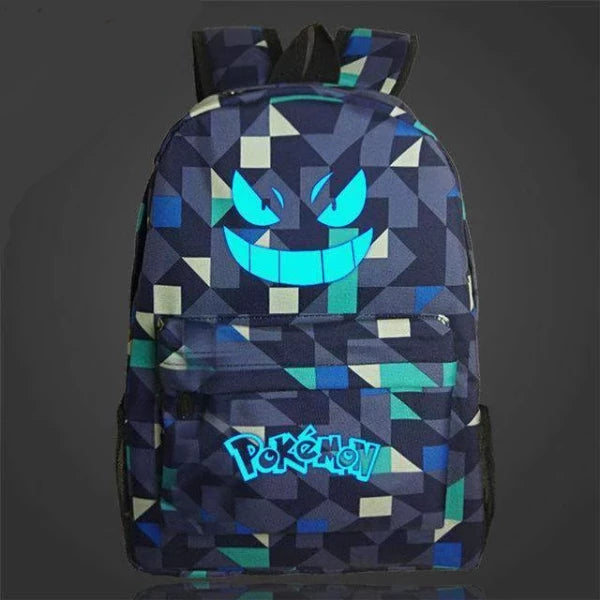Light Up Backpack, Light Up Backpack With Night-Glow design > Lightweight Backpack - Dgitrends