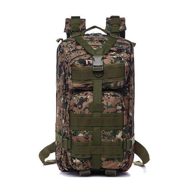 Tactical Military Backpack, Backpack > Tactical Backpack > Waterproof Backpack > Heavy Duty Backpack - Dgitrends Watches Gadgets & Accessories