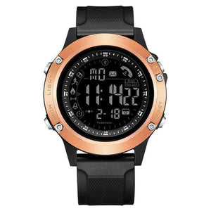 Men's Led Wrist Watch For Men Wristwatch Steps Calorie Running Hours, Miulitary Watch - Dgitrends