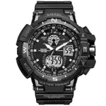 Men's Multi Function Military Sports Watch, Miulitary Watch - Dgitrends