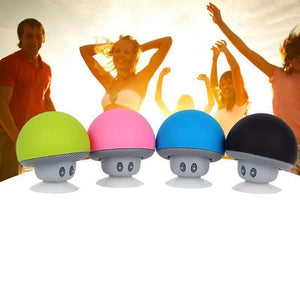 Mini Bluetooth Stereo Speaker - Dgitrends