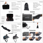Vamson Gopro Compatible Accessories Pack, Camera Accessories - Dgitrends