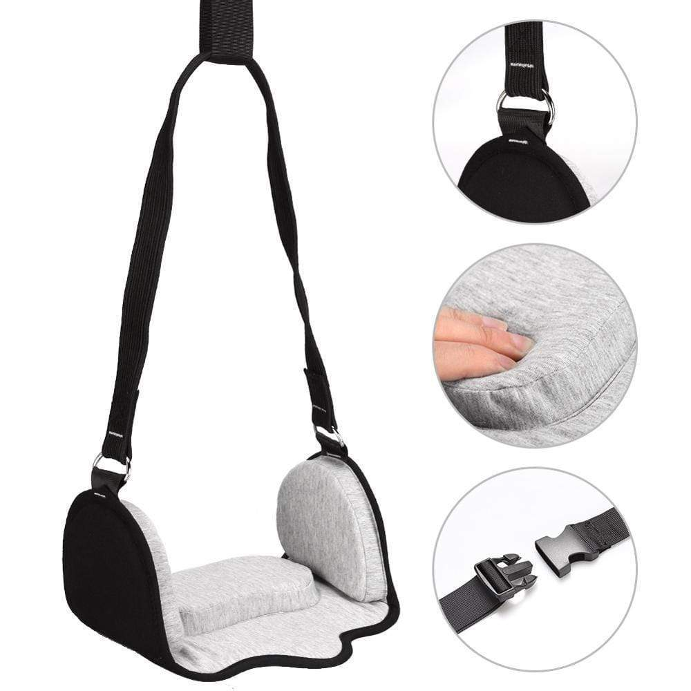 Portable Neck Hammock Cervical Traction Kit, Cervical Spine Hammock > Cervical Spine Stretcher > Neck Hammock > Cervical Traction Hammock - Dgitrends