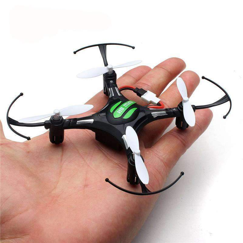 Mini Drone Quadcopter With 4 Channel RTF Remote Control - Dgitrends