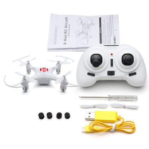 Mini Drone Quadcopter With 4 Channel RTF Remote Control, Mini Drone > Quadcopter > Mini Quadcopter Drone - Dgitrends Watches Gadgets & Accessories