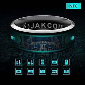 NFC Smart Ring, Electronics - Dgitrends